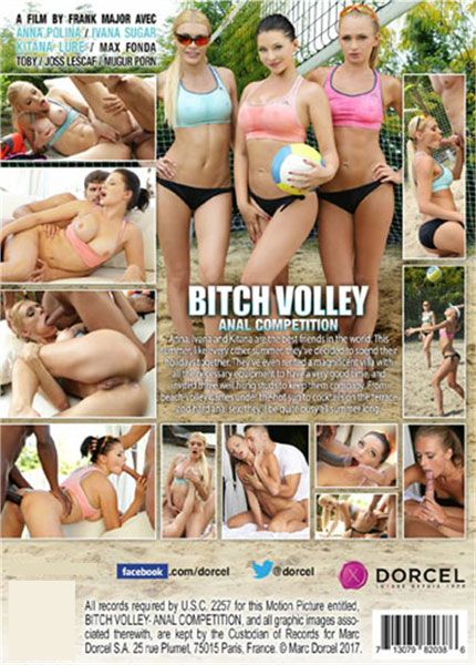 Bitch Volley Anal Competition Porn Video Art