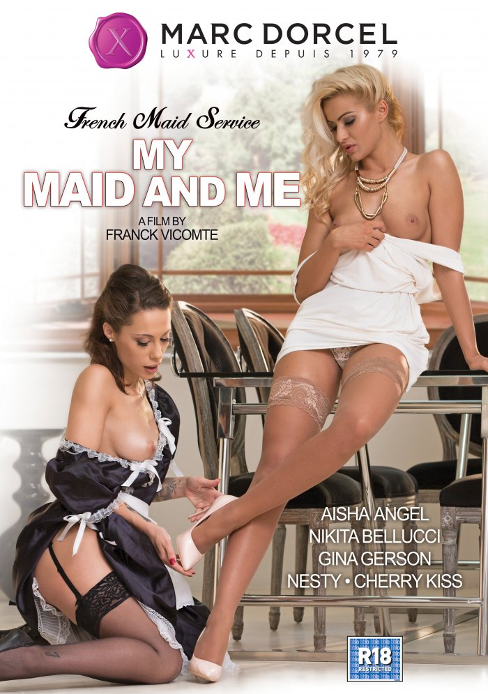 French Maid Service - My Maid and Me Porn Video Art
