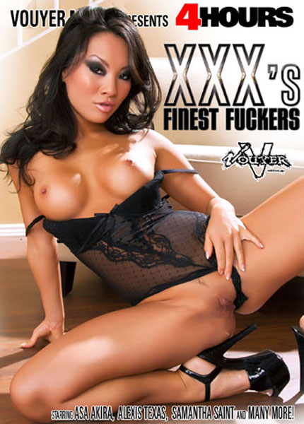 XXX's Finest Fuckers Porn Video Art