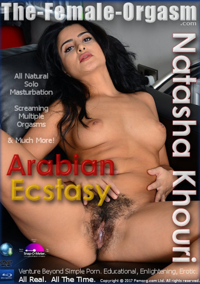 Natasha Khouri - Arabian Ecstacy Porn Video Art