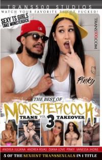 The Best of Monster Cock Trans Takeover #3 | Adult Rental