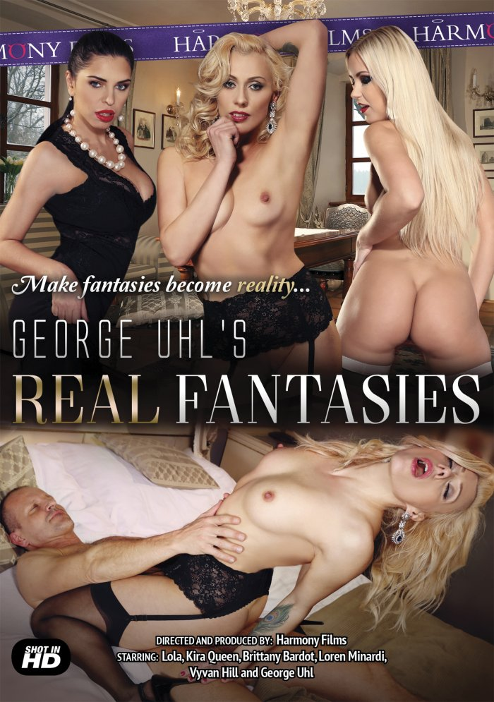 George Uhl's Real Fantasies Porn Video Art