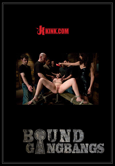 Bound Gangbangs - Devaun Porn Video Art