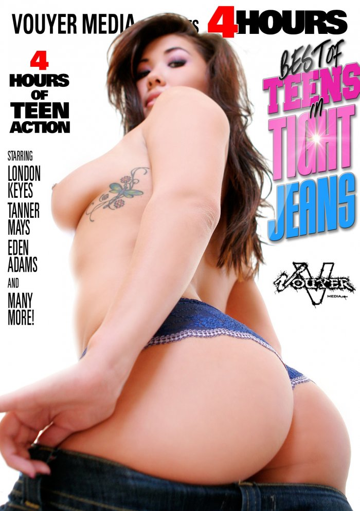 Best of Teens in Tight Jeans Porn Video