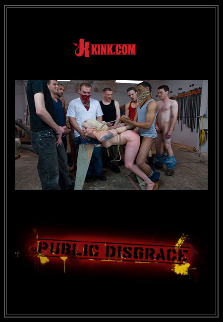 Public Disgrace - Lorelei Lee Porn Video Art