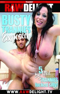 Busty Trannies Exposed