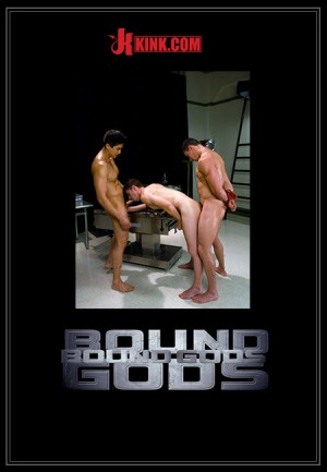 Bound Gods - Romario Faria, TJ Young, Van Darkholme Porn Video Art