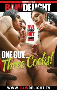 One Guy Three Cocks | Adult Rental