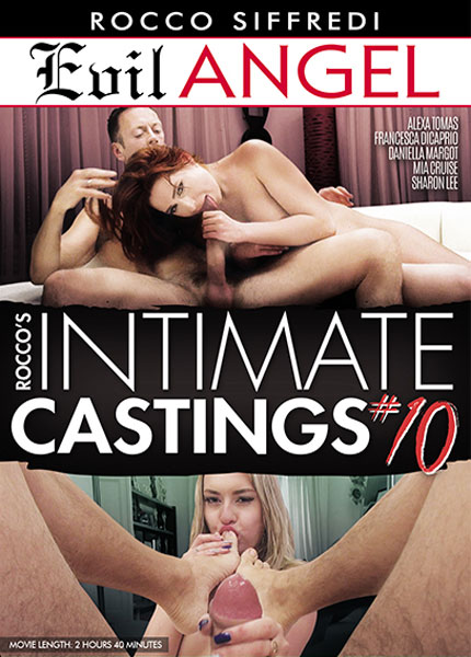 Rocco's Intimate Castings #10 Porn Video Art
