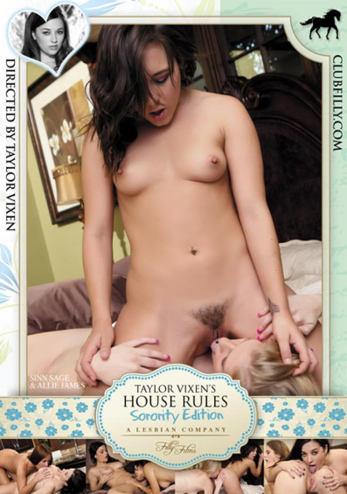 Taylor Vixen's House Rules - Sorority Edition Porn Video Art