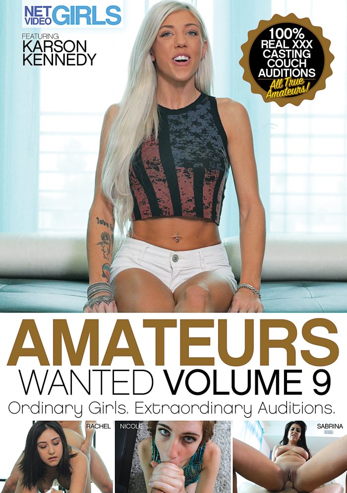 Amateurs Wanted #9 Porn Video