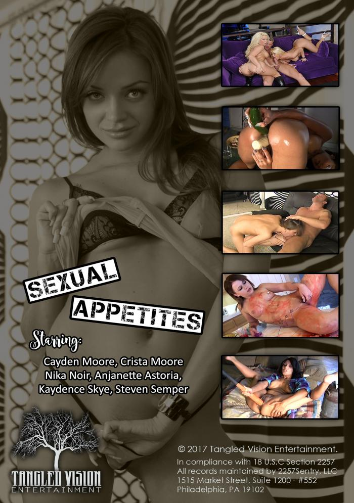 Sexual Appetites Porn Video Art