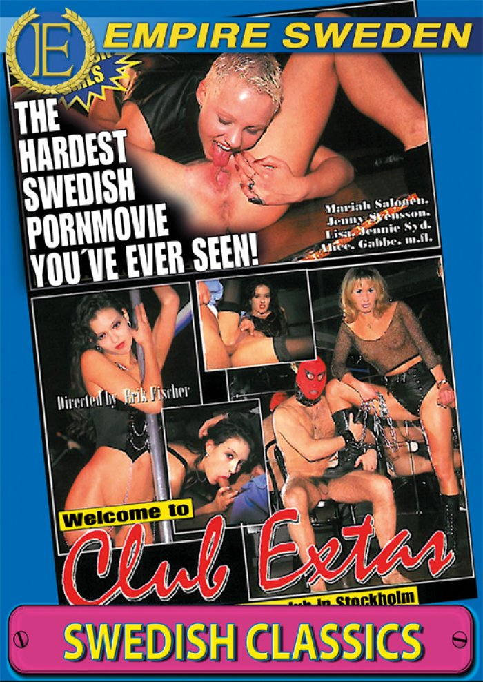 Swedish Classics - Welcome To Club Extas Porn Video Art