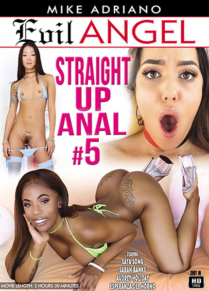 Straight Up Anal #5 Porn Video Art