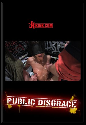 Public Disgrace -  Cecilia Vega & James Deen Porn Video Art