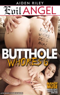 Butthole Whores #6 | Adult Rental