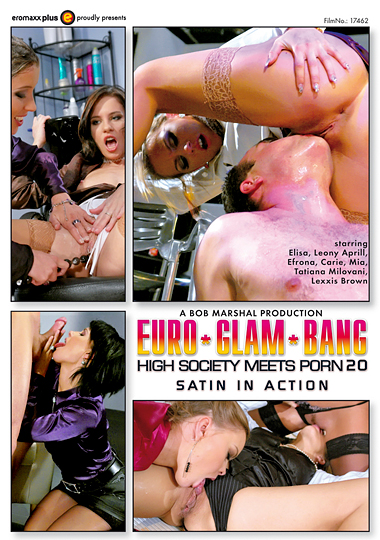 Euro Glam Bang - High Society Meets Porn #20 Porn Video Art