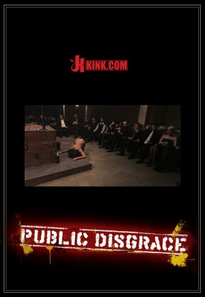 Public Disgrace -  Cecilia Vega in the Armory Porn Video Art