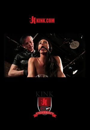 Kink University - Tunnel Plugs & Tunnel Gags Porn Video Art