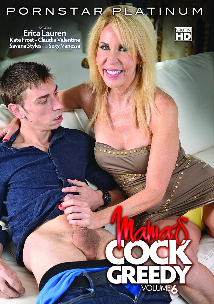 Mama's Cock Greedy #6 Porn Video Art