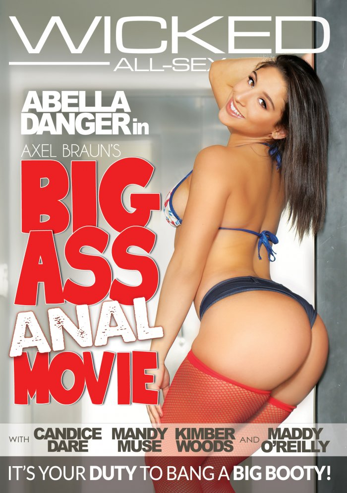 Axel Braun's Big Ass Anal Movie Porn Video Art