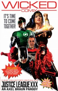 Justice League XXX: An Axel Braun Parody | Adult Rental