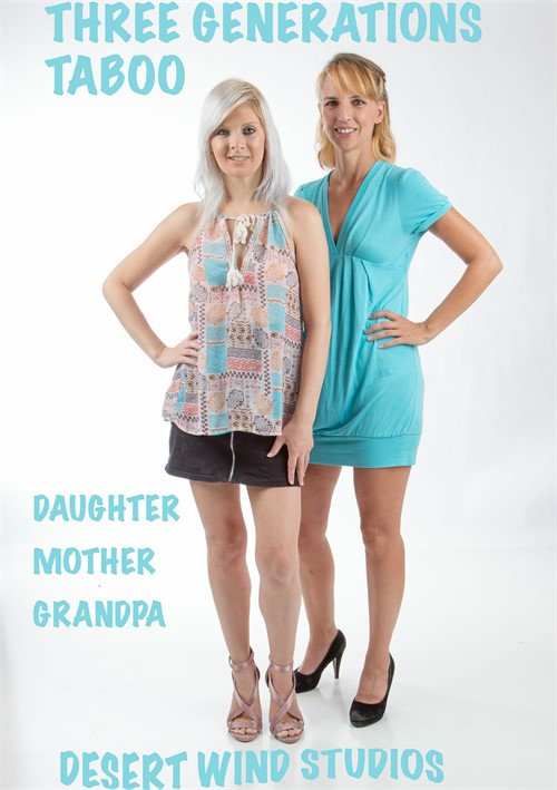 Three Generations Taboo Porn Video
