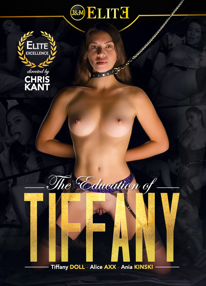 The Education of Tiffany Porn Video Art