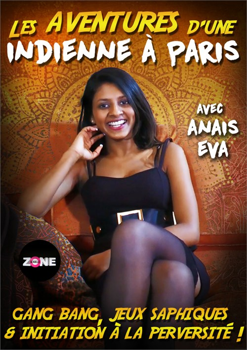 The Adventure of an Indian girl in Paris Porn Video Art