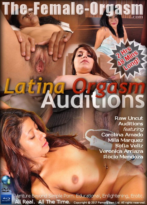 Latina Orgasm Auditions Porn Video Art