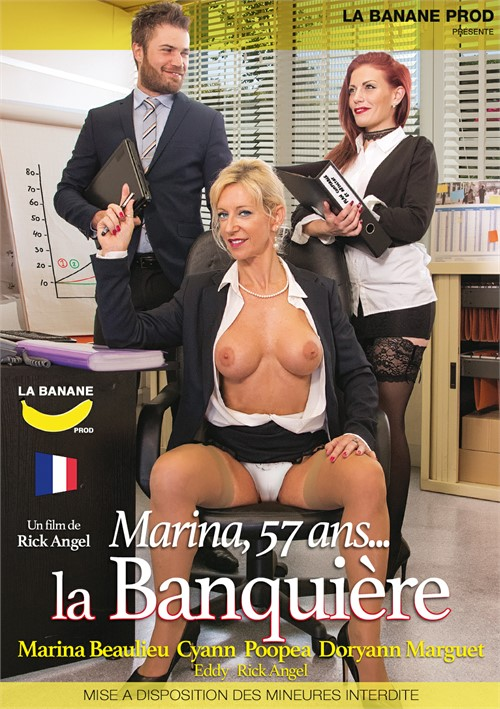 Marina, 57, The Banker Porn Video Art