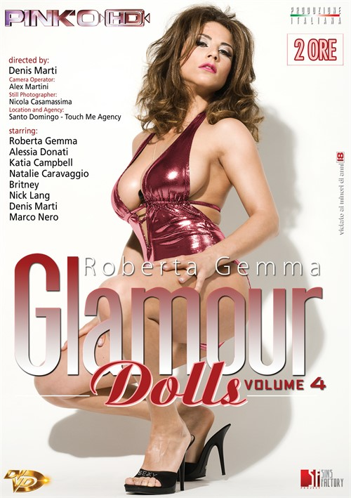 Roberta Gemma Glamour Dolls Vol. 4 Porn Video Art