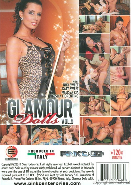 Glamour Dolls Vol. 5 Porn Video Art