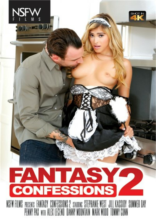 Fantasy Confessions 2 Porn Video Art