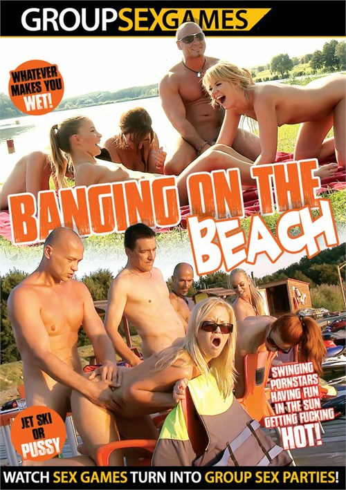 Banging On The Beach Porn Video Art
