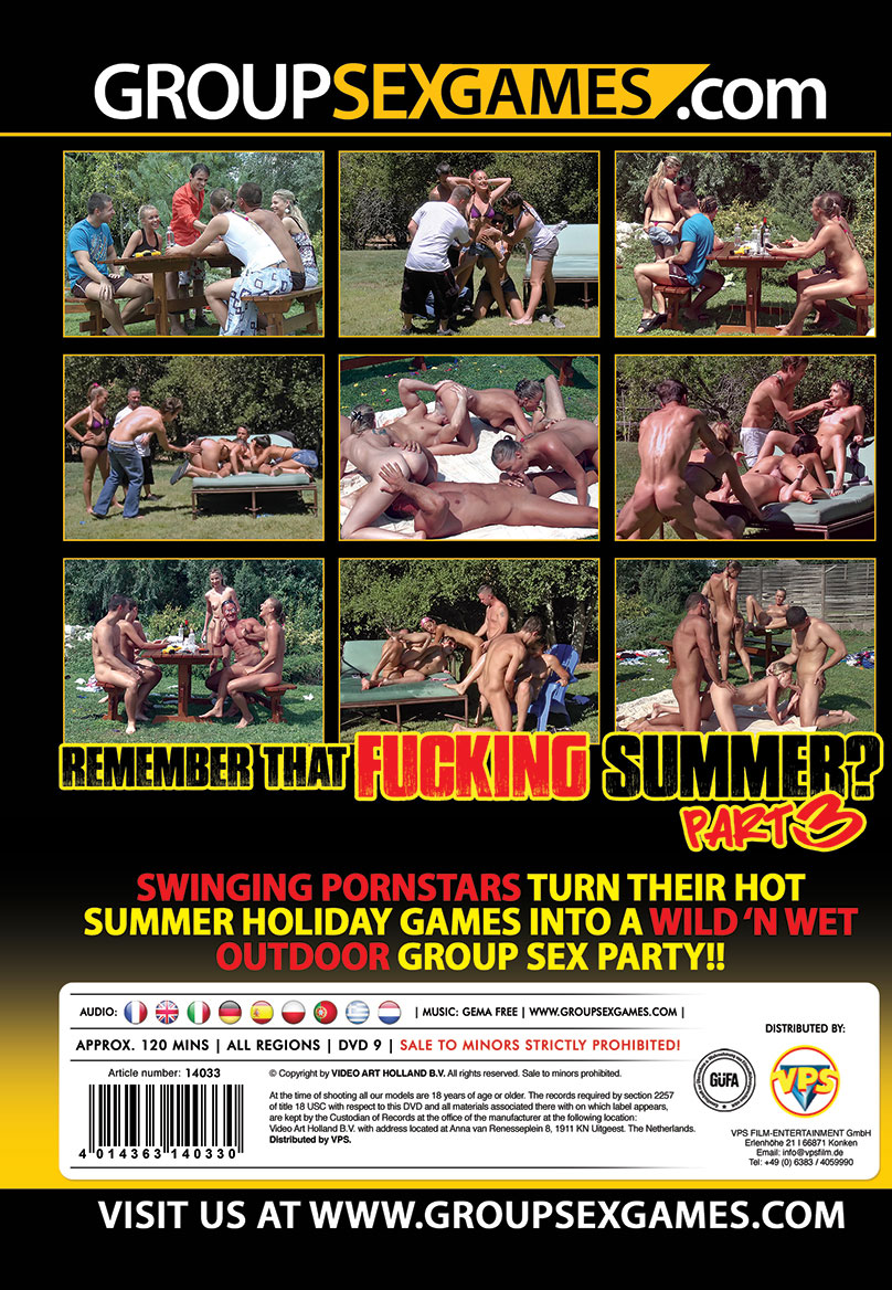 Remember That Fucking Summer 3 Porn Video Art