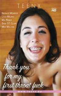 Thank you for my first throat fuck | Adult Rental