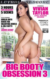 Big Booty Obsession 3 | Adult Rental