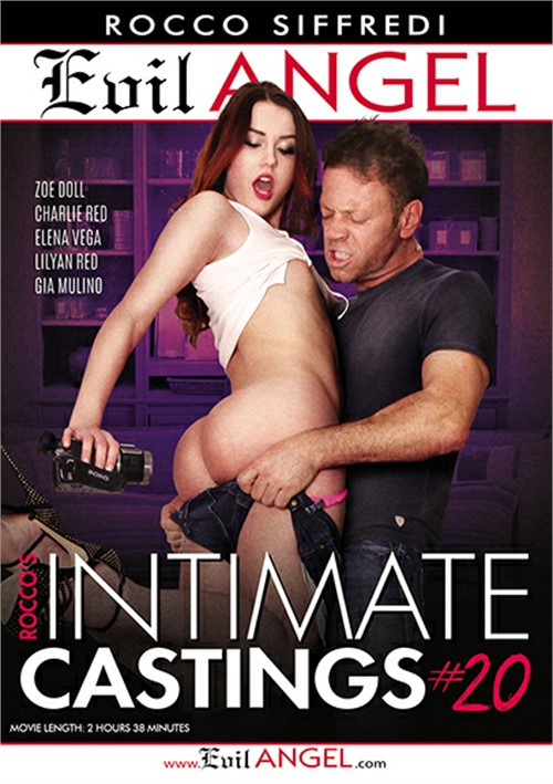 Rocco's Intimate Castings #20 Porn Video Art