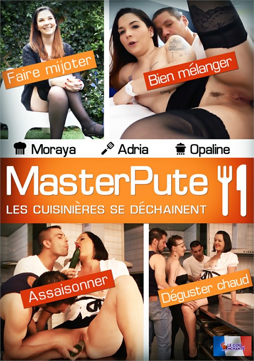 Top Sluts, Chefs in Heat Porn Video Art