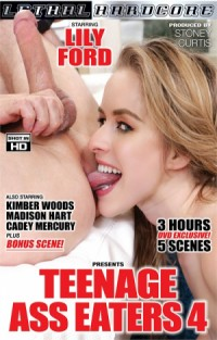 Teenage Ass Eaters 4 | Adult Rental