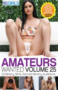 Amateurs Wanted 25 | Adult Rental