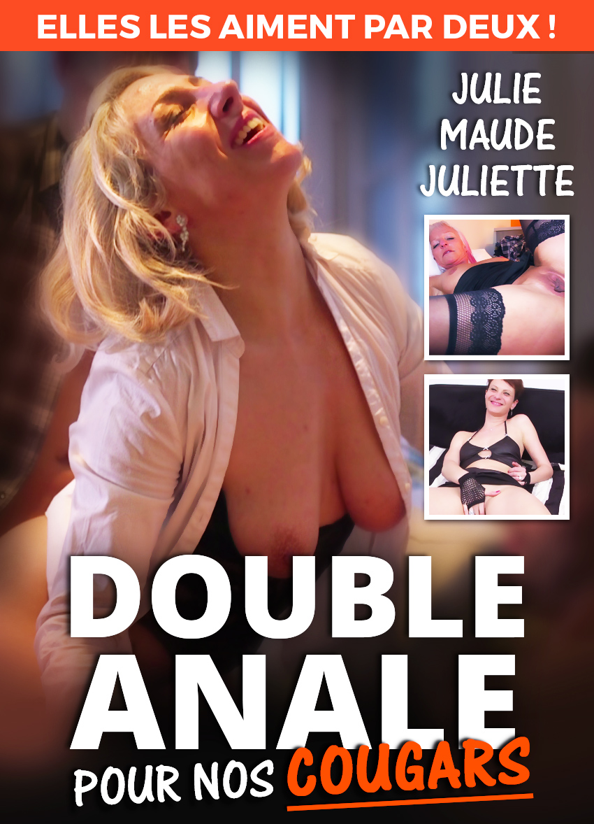 Double Anale Pour Nos Cougars Porn Video Art