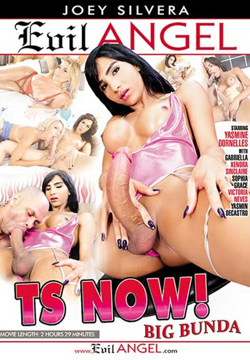 TS Now! Big Bunda Porn Video Art