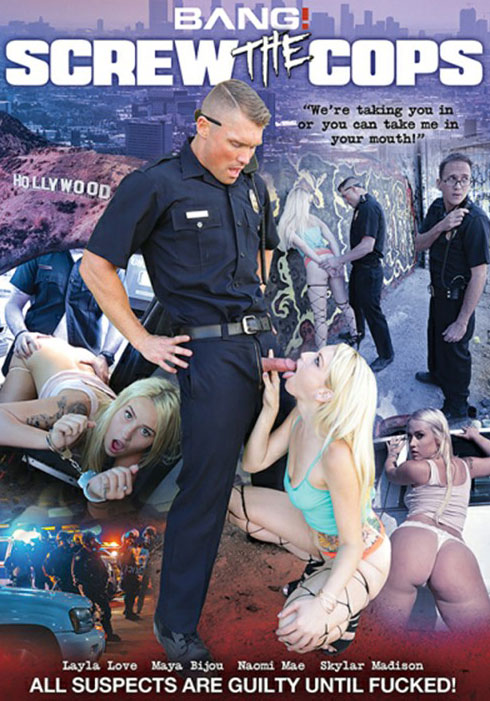 Screw The Cops Porn Video Art