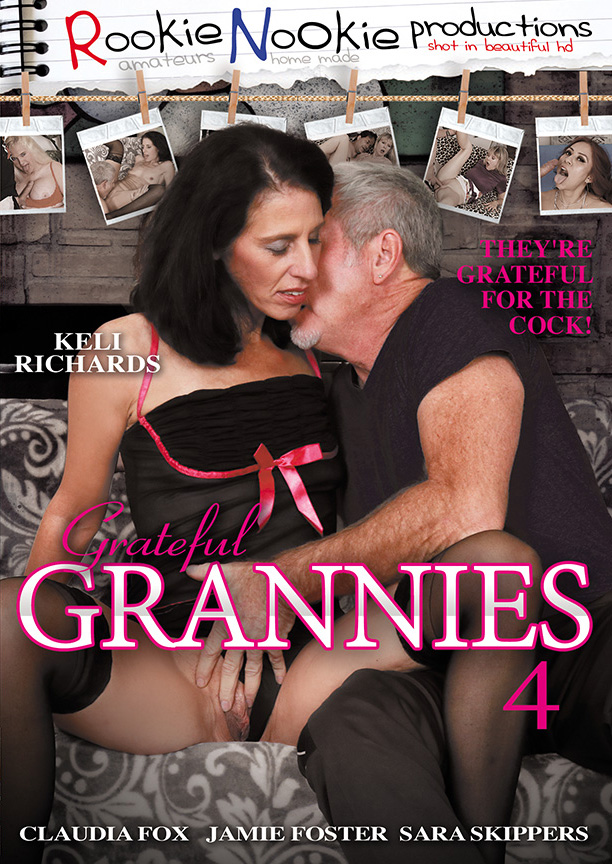 Grateful Grannies #4 Porn Video Art
