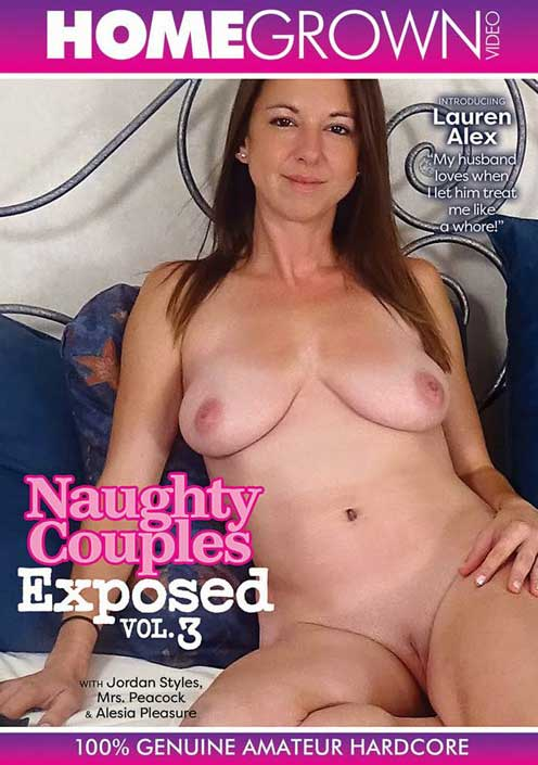 Naughty Couples Exposed Vol. 3 Porn Video Art