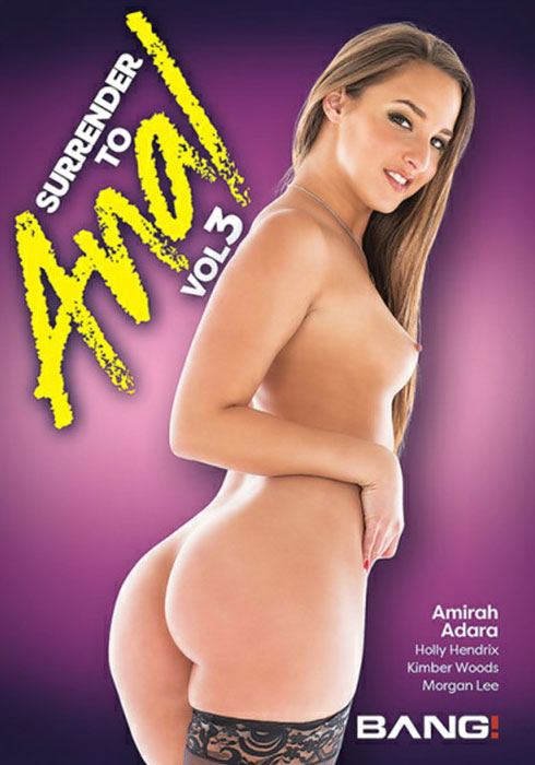 Surrender To Anal Vol. 3 Porn Video Art