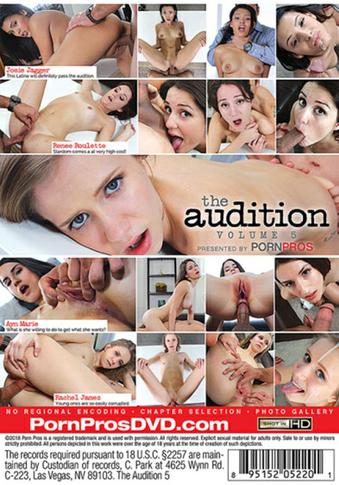 The Audition Vol. 5 Porn Video Art