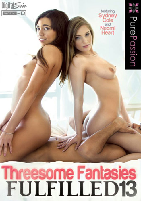 Threesome Fantasies Fulfilled 13 Porn Video Art